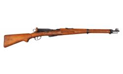 Swiss K1911 Carbine Straight Pull Rifle 7.5x55 - Fair Surplus Condition - C & R Eligible