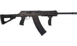 """Kalashnikov USA KS-12T 12 Gauge, Mag Fed, Semi-Auto Shotgun, 18"""" Barrel W / Folding Stock - 10 Round"""