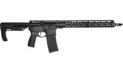 "Andro Corp Industries Bravo-16 Mod 0 Semi-Automatic AR-15 Rifle 16"" Barrel .223/5.56 30rd - W/ MFT Furniture & MFT Muzzle Device - 55616BMO"
