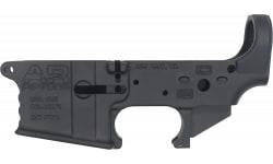 AR57 Stripped AR-15 Lower Receiver Gen II - Multi Caliber - Black - AR57AR15