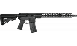 "Battle Arms Development Workhorse AR-15 Patrol Carbine 16"" Barrel .223/5.56 15"" Free Float M-LOK, 30 Round, Black Finish"