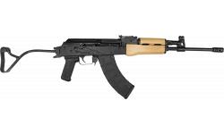 "Century Arms WASR-10 Romanian AK-47 w/ Paratrooper Side Folding Stock 7.62x39 30rd 16"" Barrel - RI3996-N"