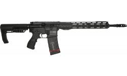 "Fostech Stryker Tech-15 Semi-Automatic AR-15 Rifle 16"" Barrel .300BLK 30rd - Echo Sport Trigger Installed - 8151-BLK-300-6226-4140"