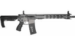 Fostech Eagle Light Weight  AR-15 Semi-Automatic Rifle .223/5.56 30rd - AR II Echo Trigger Installed - Tungsten Finish - 4162-TUN-BLEM