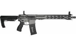 Fostech Eagle Light Weight  AR-15 Semi-Automatic Rifle .223/5.56 30rd - AR II Echo Trigger Installed - Tungsten Finish -4162-TUN