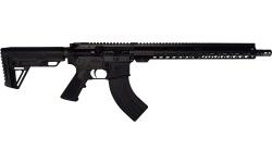 """I.O. IODM7000 M215-ML Semi-Auto 7.62x39mm AR15 16"""" 30+1 Black 15"""" MLOK"""