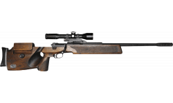 Mauser Model 66S German Sniper Rifle with Zeiss Scope and Matching Base - .308 Win - Made in Germany - Excellent condition