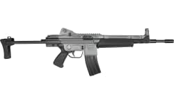 "MarColMar Firearms Cetme-L Roller Lock Delayed Blowback Rifle 16"" Barrel .223/5.56 20rd - Grey Finish - LGYBLR"