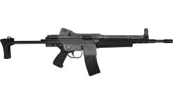 "MarColMar Firearms Cetme-LC Roller Lock Delayed Blowback Rifle 16"" Barrel .223/5.56 20rd - GreyFinish  - MCM-LCGYBLREFH"