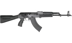 Pioneer Arms Fostech Edition AK-47 Semi-Auto Rifle W / Original Polish Barrel and Receiver - 7.62x39 Caliber, W / Fostech Echo Trigger Factory Installed