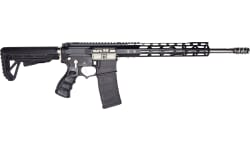 "Saltwater Arms Blackfin Maritime Corrosion-Resistant AR-15 Rifle, 5.56 NATO - .223 Wylde - , 16"" SS 1:8 Twist Barrel"