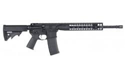 "LWRC International Individual Carbine Direct Impingement 5.56MM AR-15 Rifle, 16"" Black 30rd - ICDIR5B16"