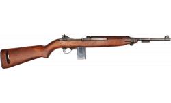 M1 Carbine Rifle, .30 Caliber, Semi-Auto, Original U.S. Military, I.B.M. Mfg - C & R Eligible - NRA Surplus Good to Very Good Condition.