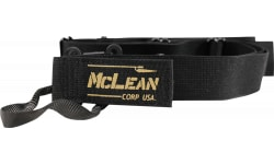 McLean Corp Dynamic Retention Single Point / Two Point Conversion Sling Black