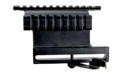 UTG AK-47 Double Picatinny Rail Side Mount w/ Quick Detachable Release MNT-978