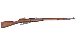 Russian M91/30 Mosin Nagant Rifle, Bolt Action 7.62x54R - *Arsenal Refinished Surplus Fair Condition, Hex Receiver - Izhevsk Mfg,  RI3728H-F, C&R Eligible