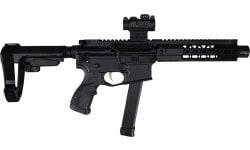 Brigade MFG BM-9 Echo Pistol - FOSTECH EDITION w/ Fostech Echo Trigger Installed, SBA3 Tactical Brace, 33 Rd OEM GLOCK Mag