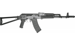 "Riley Defense AK-74 Semi-Automatic Rifle 16"" Barrel 5.45x39 30rd - Side Folding Stock W/ Polymer Furniture - RAK74-P-SF"