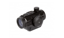 Aim Sports RD120PE - 1X20 - Dual Illuminated Micro Dot Optic, Red/Green, Push-Button Activated