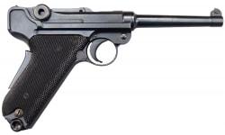 Swiss Luger Model 1929 7.65 Caliber Semi-Auto Pistol - Excellent Surplus Condition