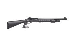 "Uzkon ZK-18 Semi-Automatic Shotgun 12 Gauge -3"" chambers,  4+1 Capacity, 19.5"" Barrel, Pistol Grip Stock, Ghost Ring Sights - ZK18"