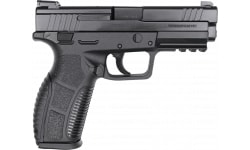 """SDS Imports - Zigana PX-9 Gen 2, Semi-Automatic Pistol 9mm (2) 15rd Mags 4"""" Barrel, Night Sights - Includes Hard Case, Holster and Loader"""