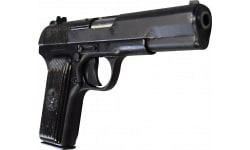 Romanian TTC Tokarev Pistol - 7.62x25 - Mfg by Cugir Factory in Romania. Very Good to Excellent Surplus Condition - C & R Eligible
