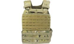 Classic Firearms Modular Armor Carrier (M.A.C) Lightweight Plate Carrier - Multicam