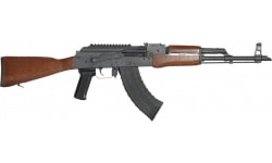 Blackheart Firearms AK-47 Model B10W-OR w/Integrated Optical Rail/MBUS Sighting System 7.62x39 & Solid Beech Hardwood Furniture - GEN2-B10W-OR