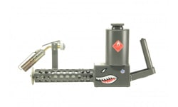 X Products XM42 Lite Flamethrower Steel Gray - XM42-LITE-GRAY