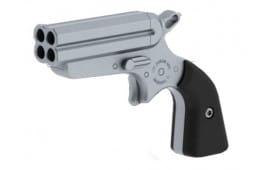 Iver Johnson Arms GQUAD Quad ACE .22LR Quad Barrel S/S Rosewood