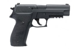 Sig Sauer P226 9mm Pistol, Black Nitron Anchor Engraved3 15rd - MK25