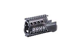 AK Handguard Set w/Quad Picatinny Rails - RS47-SET