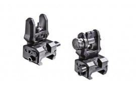 CAA AR15/M16 Front Flip-Up And Rear Flip-Up Sight Set - FFSFRS