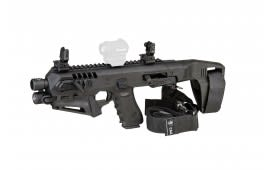 Micro RONI Advance Stabilizer Kit w/Flashlight and Popup Sights for Glock 19, 23, 32 NO NFA REQUIRED - MIC-RONI-STAB19
