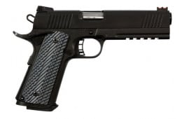 Rock Island Armory 51914 1911 Tactical Ultra 10MM Pistol, 5 Full Size VZ Grip 8rd