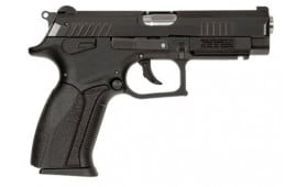 "Grand Power K100 DA/SA 9mm Pistol, 4.3"" 15+1 Black Polymer Grip - GPK100D"
