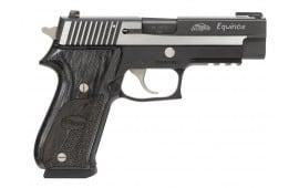 Sig Sauer P220 Equinox 45 ACP Pistol, 2-Tone 8rd *CA Compliant* - 220R45EQCA