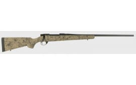 "Howa HHS62602 HS Precision Rifle Bolt 22"" 5+1 Synthetic HS Precision Tan w/Black Web Stock Black"