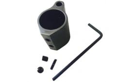 .875 Gas Block, Low-Profile Steel AR Gas Block for .875 diameter barrel, W / Roll Pins & Wrench - Item # GB875