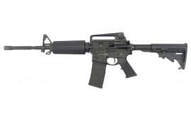"""Stag Arms 8000012L Stag 15 M4 Left Hand Semi-Auto 16"""" 30+1 6-Position Black Hardcoat Anodized"""