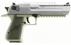 "Magnum Research DE44SRMB Desert Eagle Single .44 6"" 8+1 Grip Stainless"