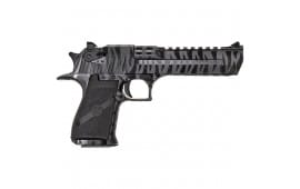 Magnum Research DE44BTS Desert Eagle .44 Magnum 6 Black Tiger Stripe