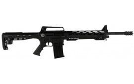 """TR Imports SE122TAC SE Tactical 20"""" Black Tactical Shotgun"""