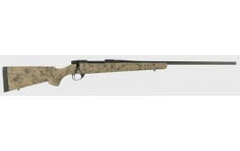 "Howa HHS63702 HS Precision Rifle Bolt 24"" 3+1 Synthetic HS Precision Tan w/Black Web Stock Black"
