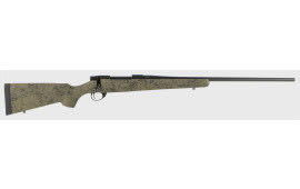 "Howa HHS63703 HS Precision Rifle Bolt 24"" 3+1 Synthetic HS Precision Green w/Black Web Stock Black"
