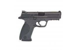 "Smith & Wesson M&P, 9mm, 4 1/2"", Night Sights, Used Very Good Condition Colorado Springs Engraved LEO Trade-In"