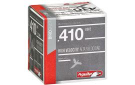 "Aguila 1CHB4137 Hunting High Velocity 410 GA 2.5"" 1/2oz #7.5 Shot - 25sh Box"