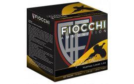 "Fiocchi 203SP75 Golden Pheasant Nickel Plated 20 GA 3"" 1-1/4oz #7.5 Shot - 250sh Case"