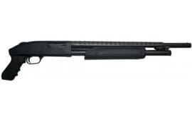 "Mossberg 50138 500 Pers 20G 18.5"" 6rd Black Pump Action Shotgun"